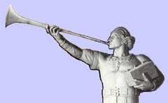 illustrations trumpet royal herald - Google Search