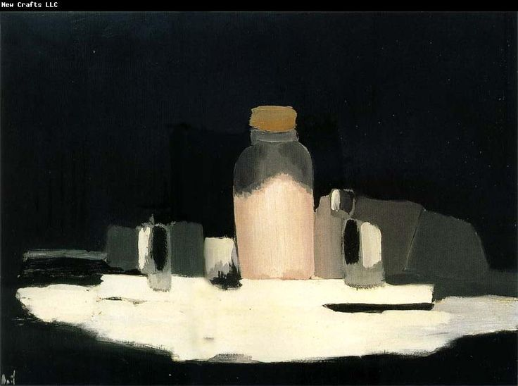 A new take on Still Life Nicolas de Stael