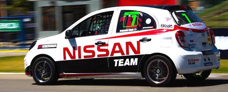 """IPIALES """"Este 31 de enero regresa la Copa Nissan March al Autódromo de Tocancipá"""" - Autos F1Latam. (31 ENE 2016)."""