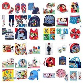 Mickey Mouse Mix Paket Palettenware