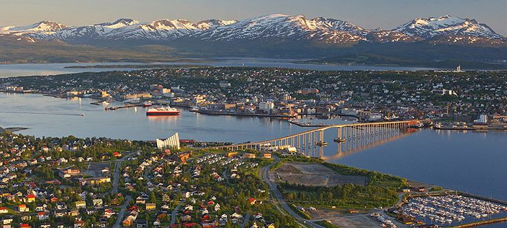 The capital of the Arctic is a lively and beautiful city packed with culture and history, and surrounded by mountains, fjords and islands.