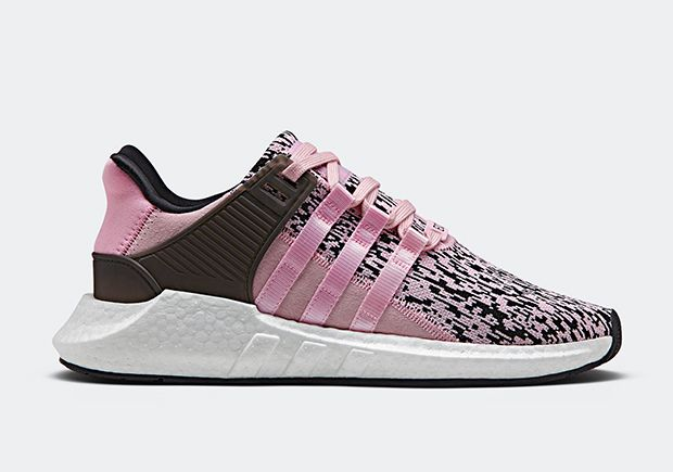 adidas EQT Support 93/17 Core Black Wonder Pink - Sneaker Bar Detroit