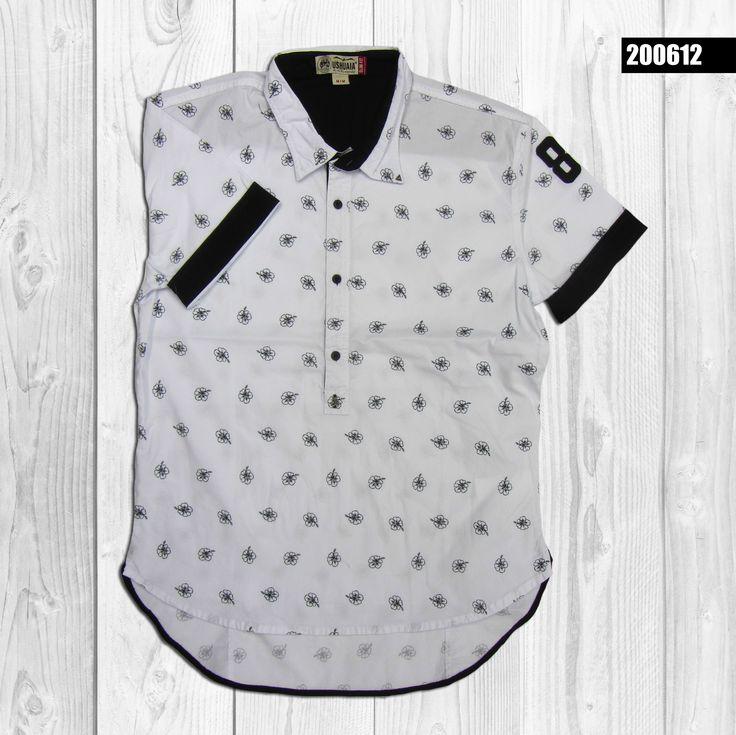 camisa-hombre-mini-prints-manga-corta-color-blanco-200612