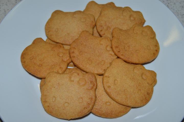 Špaldové sušenky s rýžovým sirupem