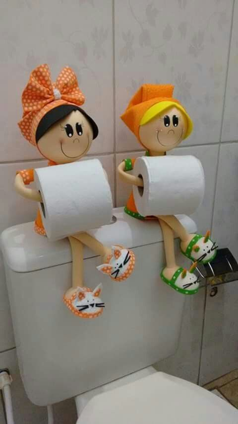 40+ Creative & Easy DIY Toilet Paper Holders
