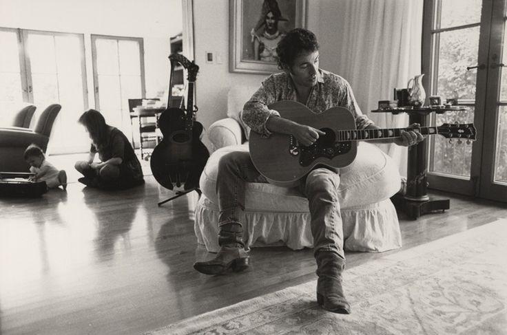 Bruce Springsteen by Annie Leibovitz.