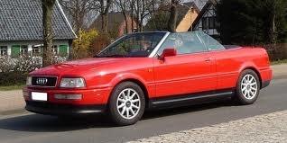#6  Audi B4 Cabrio