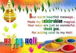 Happy Holi 2013 Wishes Greeting Cards, 2013 Holi Wishes Cards !