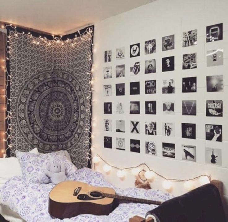 awesome 58 Vintage Teenage Girls Bedroom Ideas  https://about-ruth.com/2017/09/30/58-vintage-teenage-girls-bedroom-ideas/