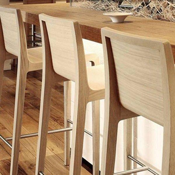 Las 25 mejores ideas sobre taburetes en pinterest - Mesa alta con taburetes ...