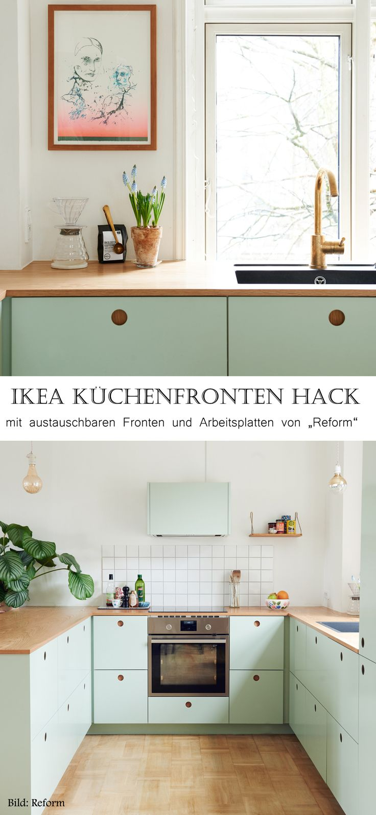 Awesome Ikea K chenfronten pimpen
