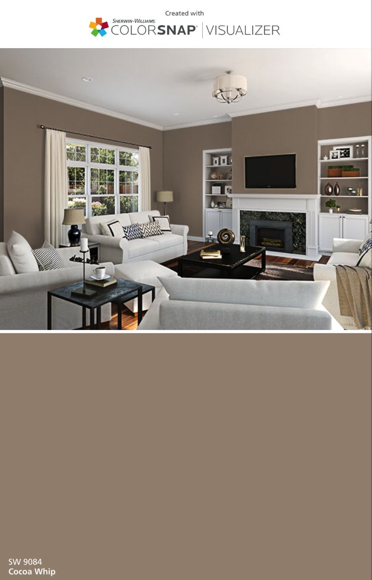Web Image Gallery I found this color with ColorSnap Visualizer for iPhone by Sherwin Williams Egret White SW