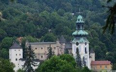 Old castle, Banská Štiavnica (UNESCO), Slovakia,