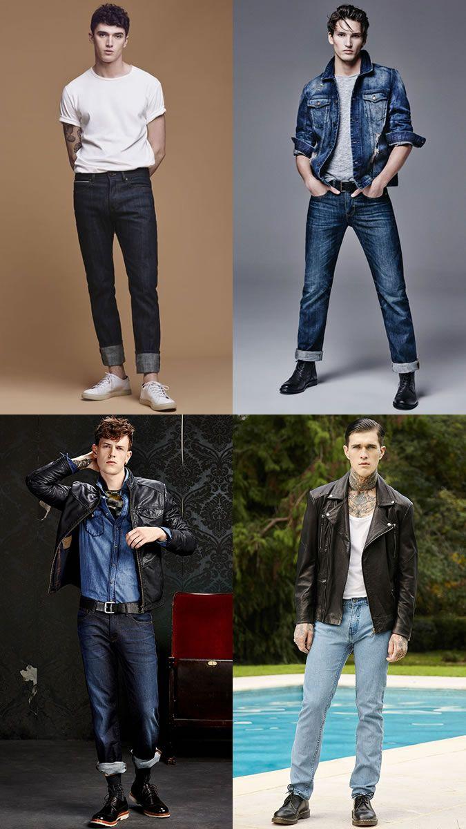 estilo-masculino-greaser-moda-para-macho                              …