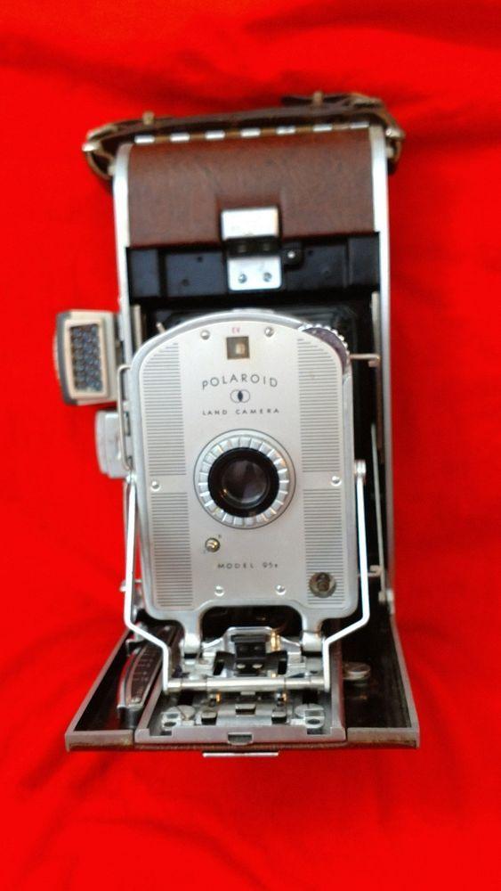 Vintage Polaroid speedliner land camera model 95B #Polaroid