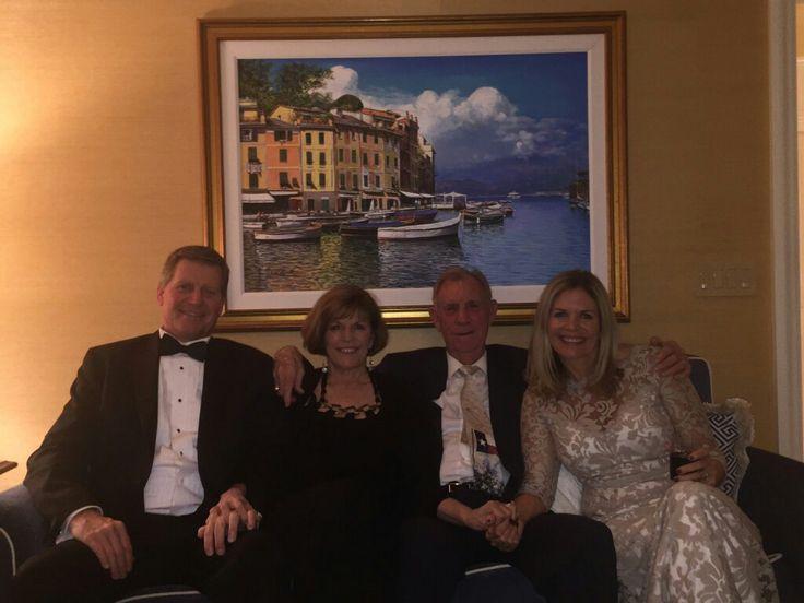 Kathy Colace, John Laurinaitis, Family