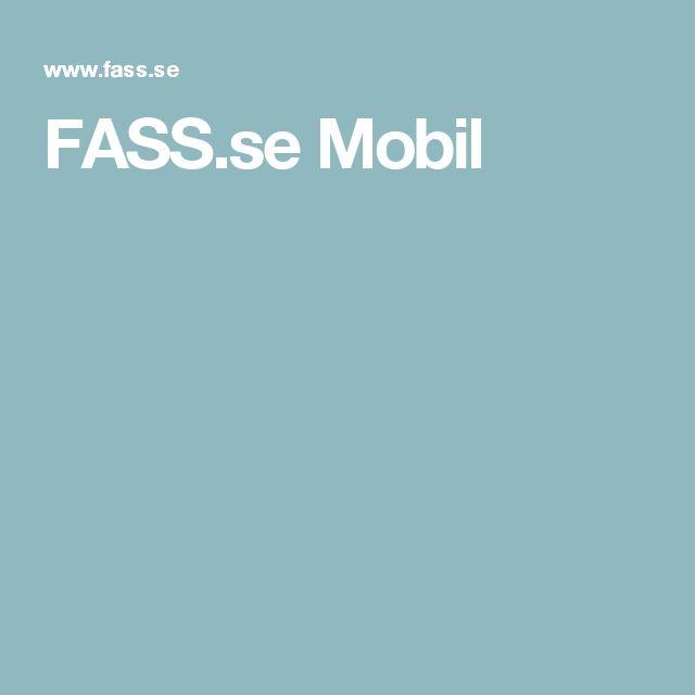 FASS.se Mobil