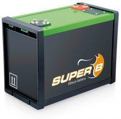 Nous fournissons désormé une gamme de Batterie    avec cellules au lithium fer phosphate, la technologie la plus sécurisée au lithium, toutes nos batteries ont un système VMS qui permet l'équilibrage de la charge dans les différentes cellules, ce système électronique permet la mise en série et/ou en parallèle des différents packs.