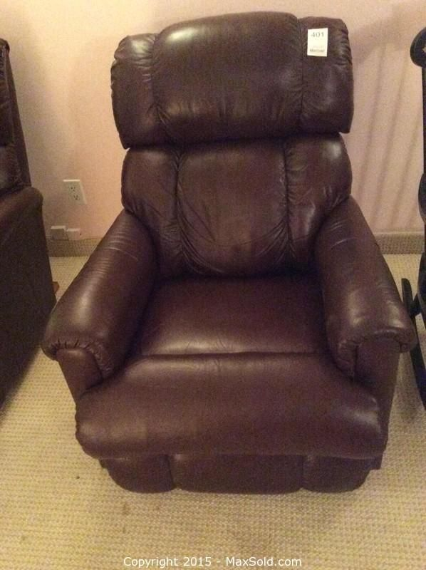 Leather Couches With Recliners