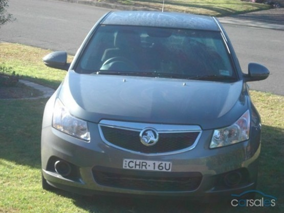 2011 HOLDEN CRUZE CD JH Series II MY12 Sedan Private Cars For Sale in NSW - carsales.com.au