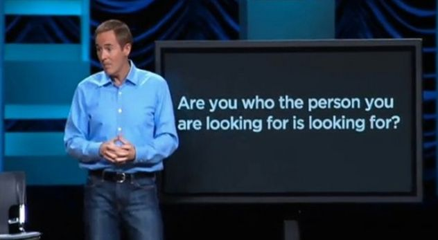 andy stanley quotes on dating - Google Search