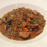 Hearty Spanish-Style Lentil and Chorizo Soup