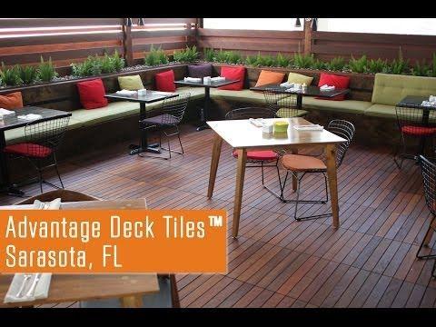 wood deck tiles decks over grass ikea review dirt