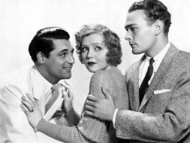 Hot Saturday(1932). A drama film directed by William A. Seiter. Cast: Nancy Carroll, Cary Grant and Randolph Scott. Based on the novel Hot Saturday by Harvey Fergusson.