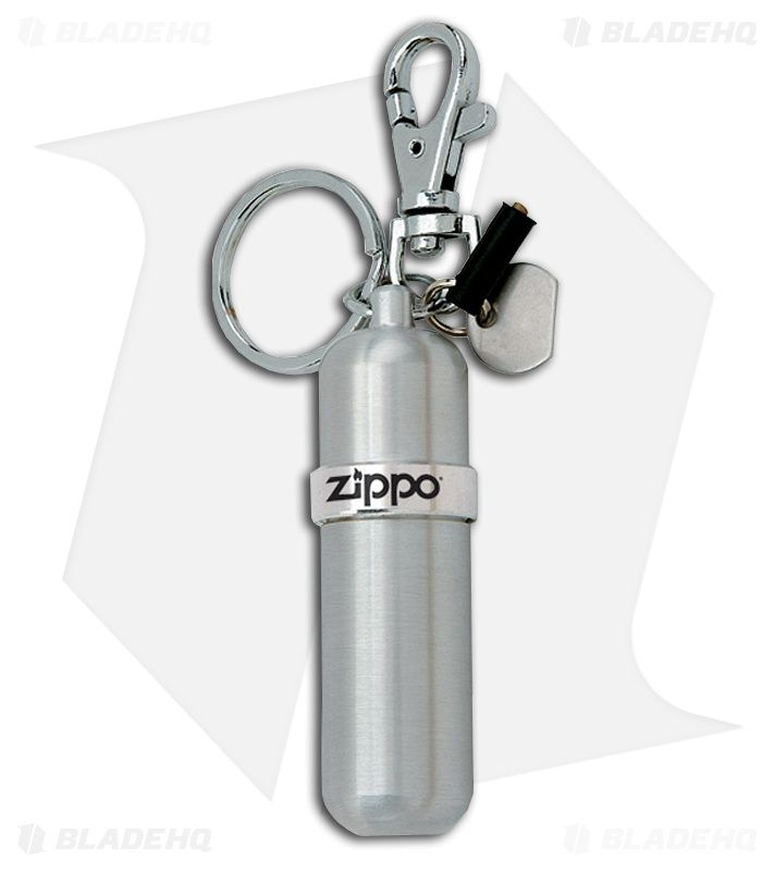 Zippo Fuel Lighter Canister Key Chain