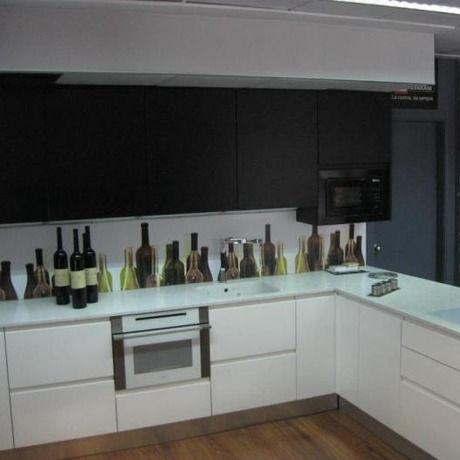 Dise o de cocinas linea3cocinas madrid cocinas en - Singular kitchen madrid ...