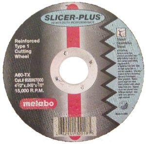 Metabo (655997000) Slicer Plus Wheel