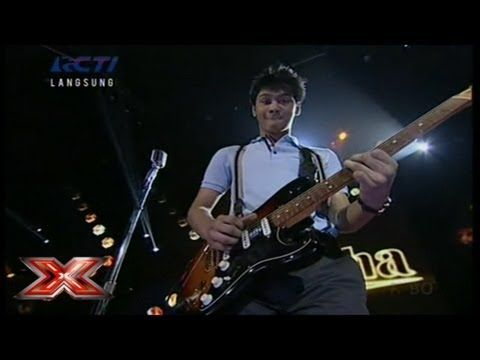 MIKHA ANGELO - CRAZY LOVE (Van Morrison) - GALA SHOW 11 - X Factor Indonesia 3 Mei 2013