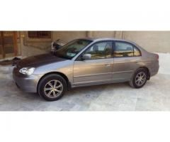 Honda Civic Exi Model 2003 Automatic New Tyre Available For Sale in Karachi