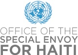 OFFICE OF THE SPECIAL ENVOY FOR HAITI