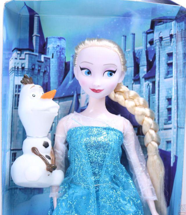 Disney Frozen Elsa with Olaf