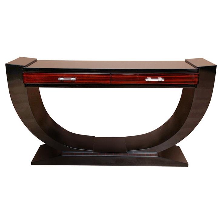 Superb Art Deco Console Table 394 best