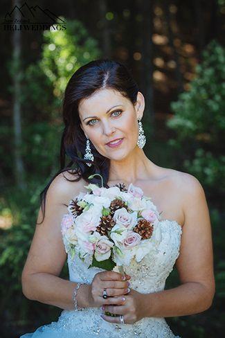 Heli Wedding Garden Spurs,Queenstown Wedding Wedding Planned by Heli & Destination Weddings NZ Photography by http://www.larsson.co.nz
