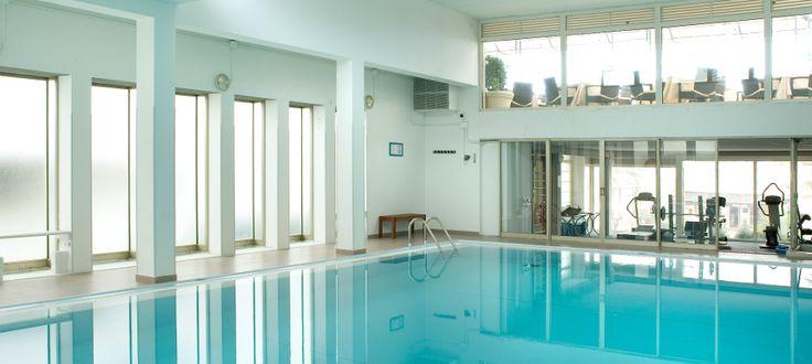 hotel centro benessere palestra piscina viareggio versilia Sina Hotels - Hotel Astor - Tempo libero e centro benessere