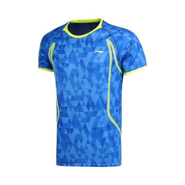 Shirts Adidas Adizero Jsy Badminton T-shirt Herren Badminton Jersey Shirt Neu