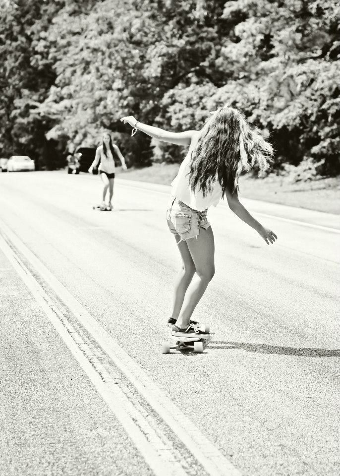 Longboarding (Ashlyn Cathey Photography)