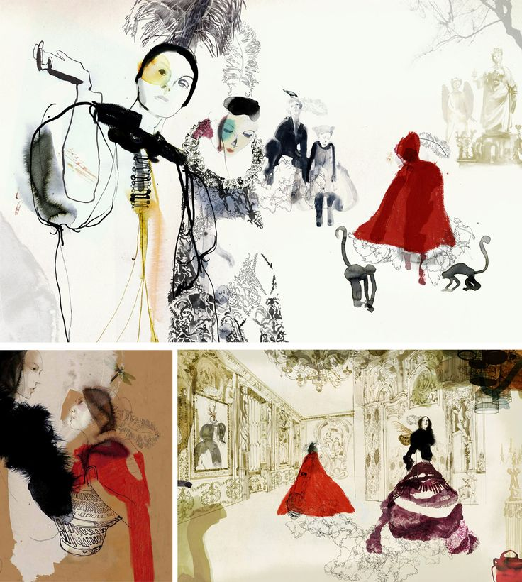 Daniel Egneus — Little Red Riding Hood