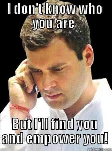 8 Latest Funniest Rahul Gandhi Trolls, Memes, Jokes Trending On WhatsApp