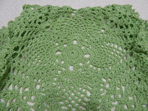 Tejiendo para Princesas parte 3 de 4 ~ **Free Crochet Video Tutorial 3/4**