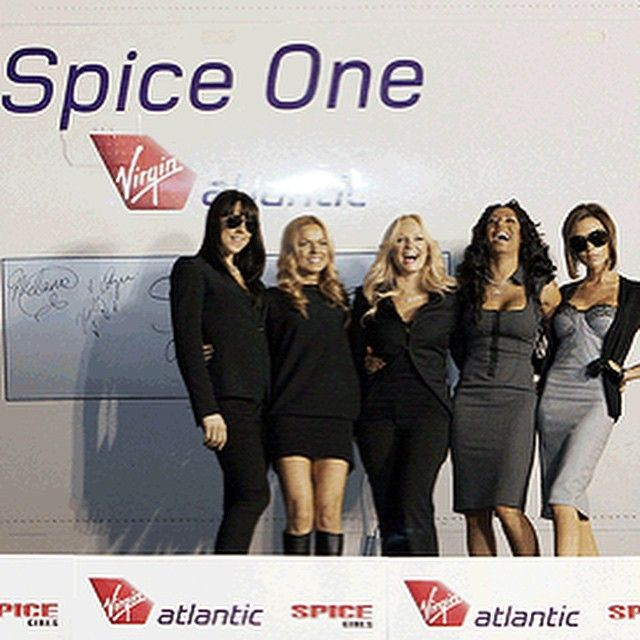 """""""SPICE GIRLS GREATEST HITS November 2007  #spicegirls #SPICE #geri #melb #emma #victoria #melaniec #gerihalliwell #halliwell #emmabunton #victoriabeckham…"""""""