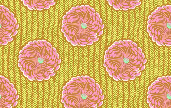 Amy Butler Fabric Soul Blossoms 'Delhi by SouthernSeamsFabrics