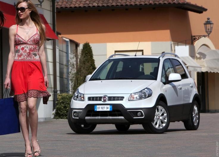 2010 Fiat Sedici