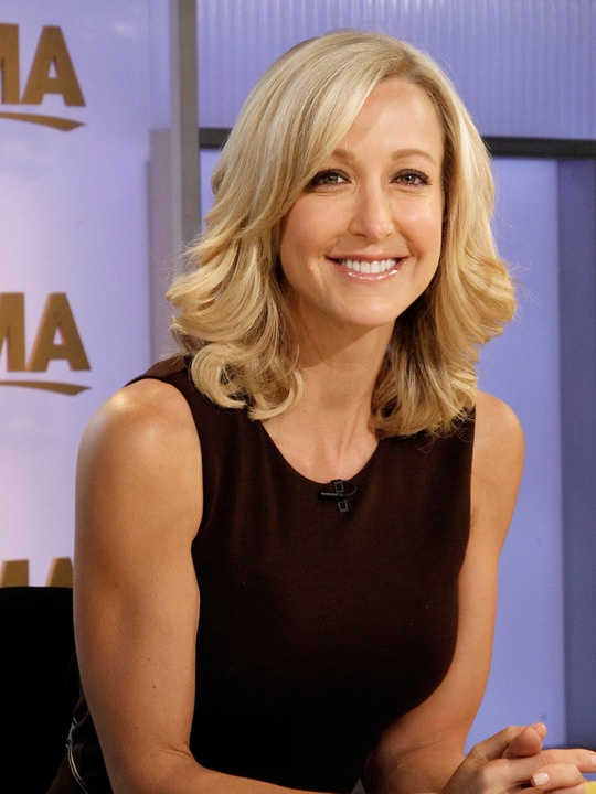 Good Morning America Lara Spencer-