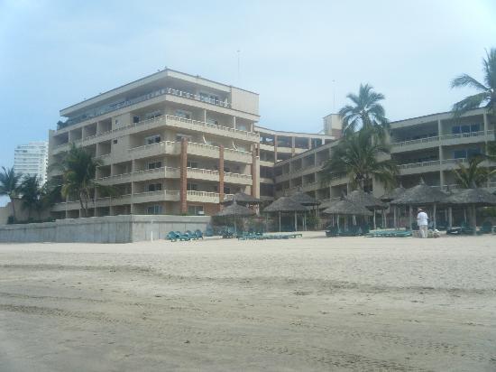 Hotel Playa Mazatlan: el hotel parte1