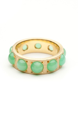 minty #green #ring