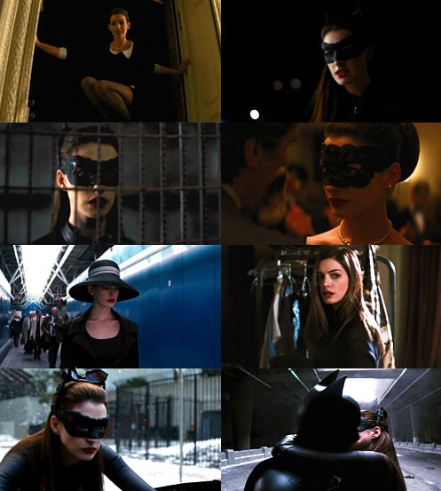 Anne Hathaway Real Name: 619 Best Images About Selina Kyle (Catwoman) On Pinterest